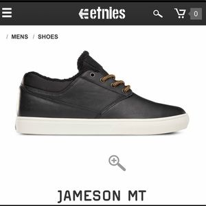 Etnies Jameson MT Leather Sneaker